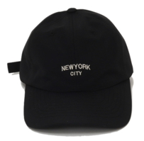 Newyork simple ball cap_C