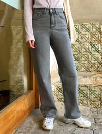 Vintage Maxirate Gray Jeans