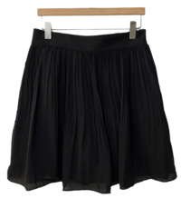 Pleated tamtam miniskirt