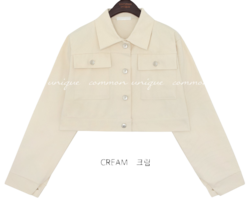 COMAD POCKET COTTON JACKET