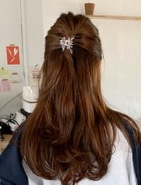 Mini point hairpin