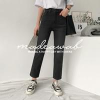 Tianji Black Day Pants