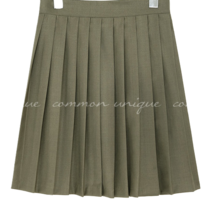 SOEN SET-UP PLEATS MINI SKIRT skirt