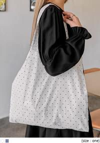 MEAL PATTERN COTTON BAG - 2 TYPE