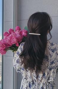 French Pearl Hairpin