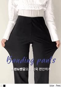 WINS HIDDEN BANDING BOOTS PANTS