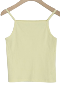Daily Square Sleeveless 無袖