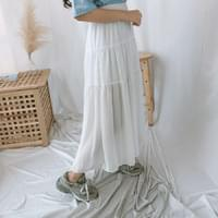 Cancan Salang Long Skirt
