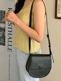 Flap Round Cross Bag