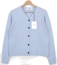 My-littleclassic / Printemps-button cardigan