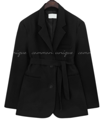 AROND CLASSIC STRAP JACKET