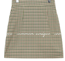 ROSEN CHECK MINI SKIRT 裙子