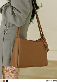 TENDE DOUBLE STRAP LEATHER BAG