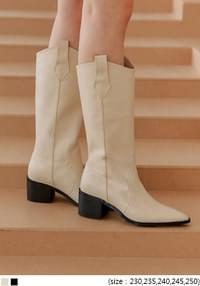 VOLLY WESTERN LONG BOOTS