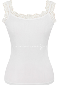 MERINA GOLGI LACE SLEEVELESS