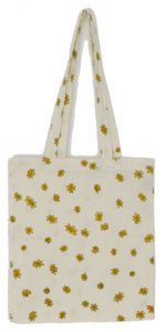 Daisy Pattern Flower Eco Bag