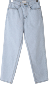Sky Boy Fit Denim Pants