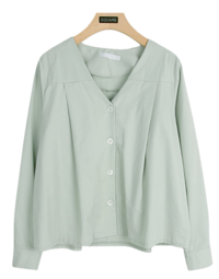 Dale pintuck blouse
