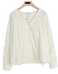 Dale pintuck blouse 襯衫