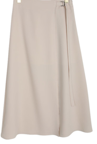 Belt long skirt スカート