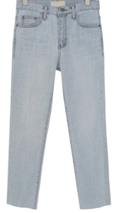Sky slim denim pants