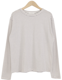 Honey Striped T-shirt 長袖上衣