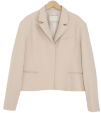 Becoming cropped jacket