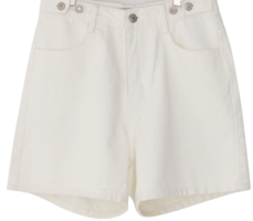 Candy Faded Cotton Half Pants