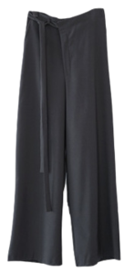maxi wrap wide slacks