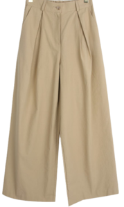 Jerry pintuck pants