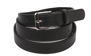 Square simple belt