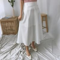 Pretty flared skirt