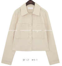 LEMEL WRINKLE COTTON JACKET