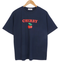 Cherry Ricket Short Sleeve Tee