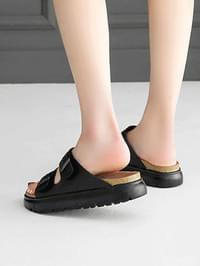 Eted slippers 4cm