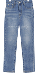 COOL SPAN WASHING DENIM SKINNY