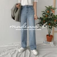 Season Wide Long Pants (ver. Secret Banding/Wide Long Fit)