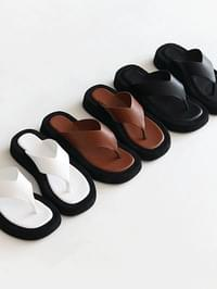Rudican Whole Slippers 3cm