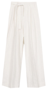Linen starp pants (2colors)