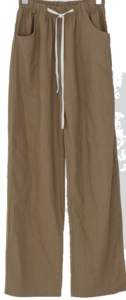 High West Maxi Long Linen Pants 長褲