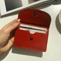 Basic cover card case wallet