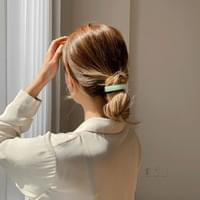 Classic Square Hall Hair Strap 4color