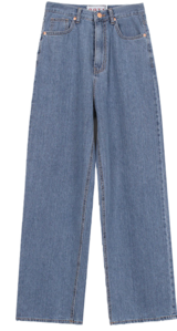 Summer denim pants