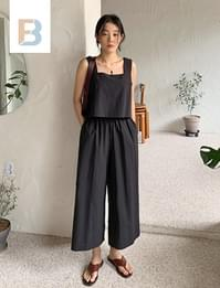 Adelin banding pants
