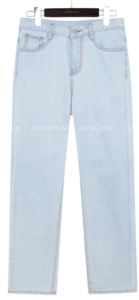 LUMOS STRAIGHT DENIM PANTS
