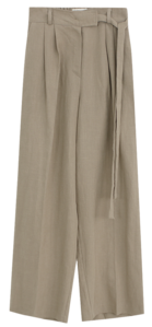Unique Linen Slacks