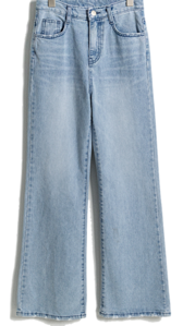 Daily ankle length denim jeans