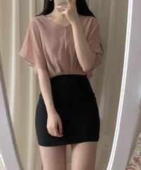 Cos frill blouse