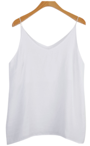 Camisole with lining