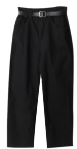 Dendigo Wide Cotton Pants
